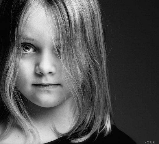 Kids fotoshoot