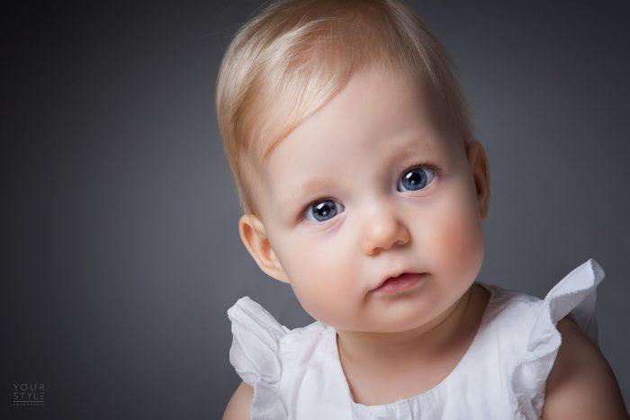 Kinder fotoshoot meisje