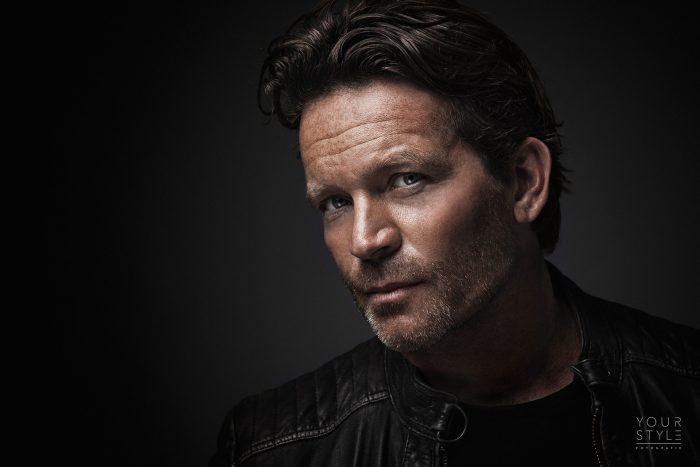 Portret Man Sander Janson