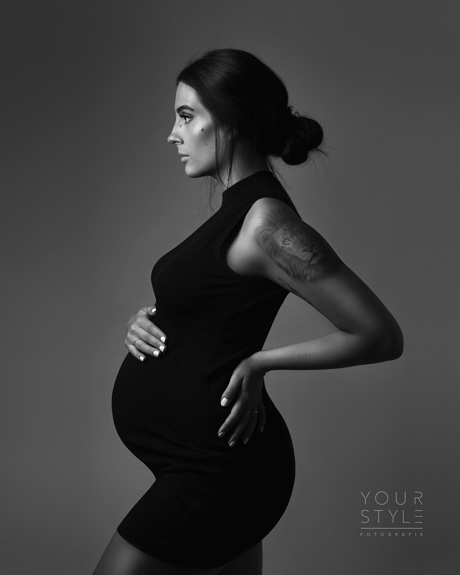 Zwangerschap fotograaf stijlvol en authentiek