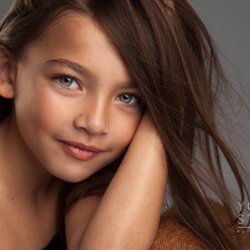 Close up kindmodel kidsmodel Audrina