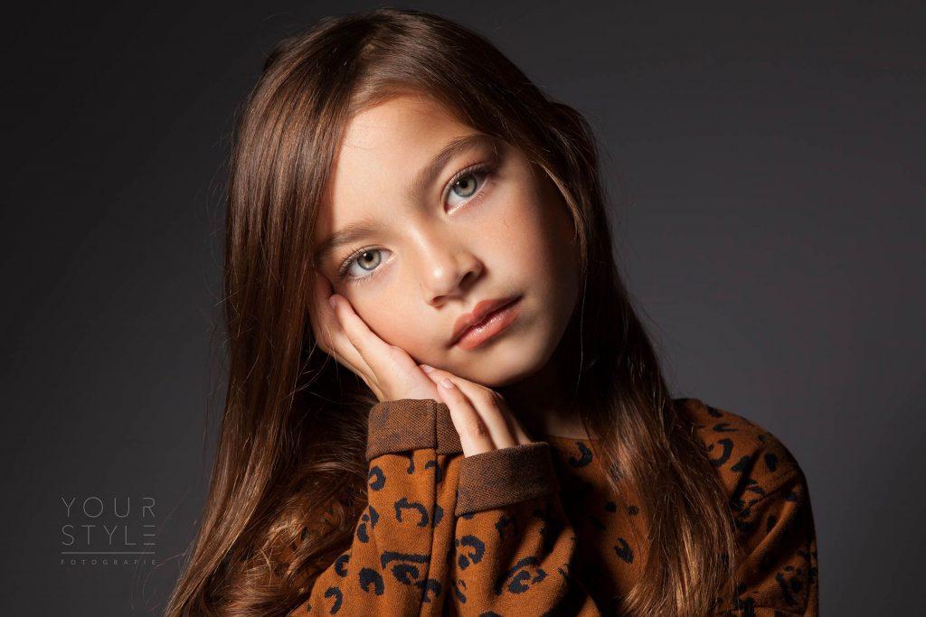 prachtige Audrina kidsmodel