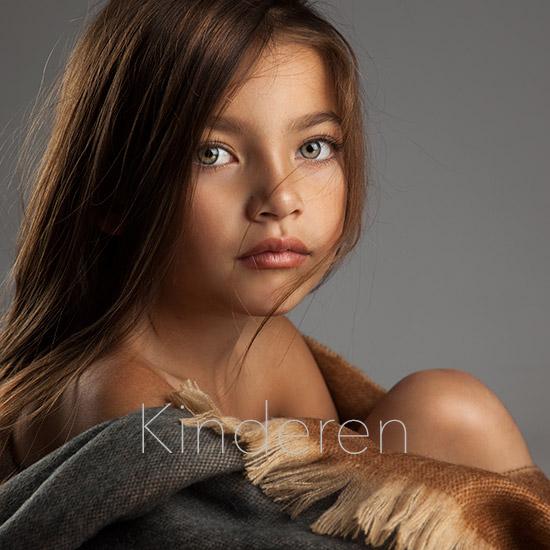 Fotoshoot-kinderen