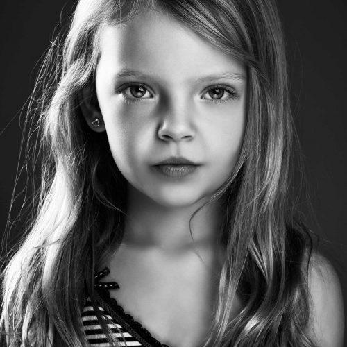 Portret fotoshoot meisje
