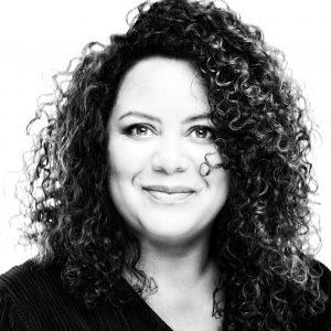 Amber Kroese, professioneel visagiste bij Lara Bommartini Photography