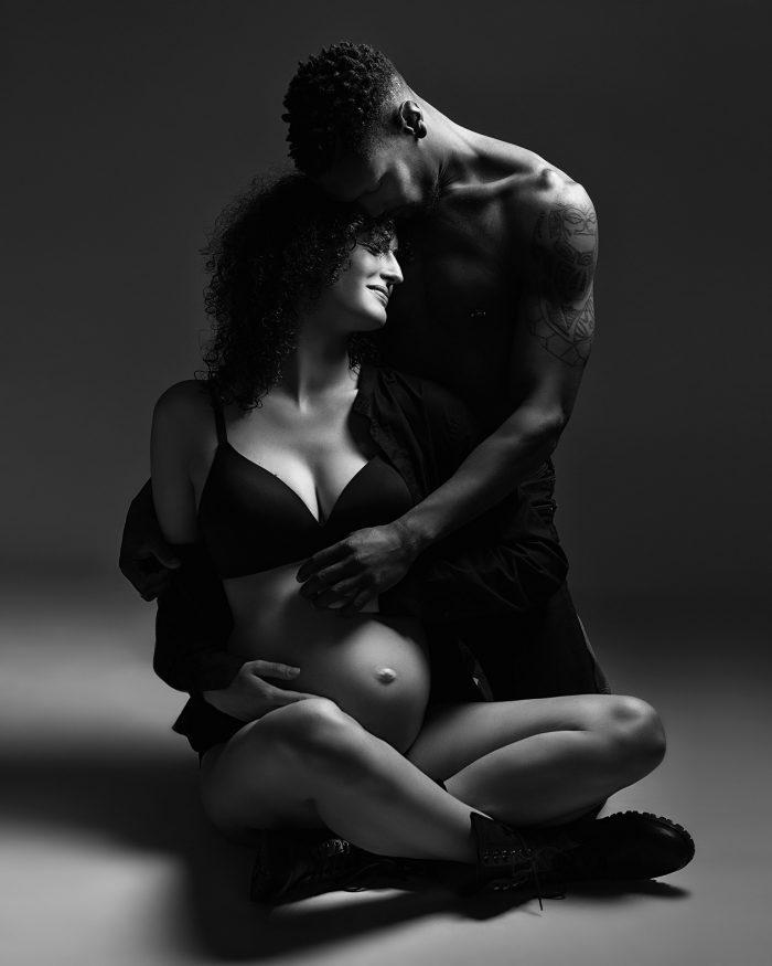 LaraBommartini zwangerschapsfotografie met partner